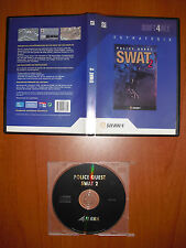 Police Quest: SWAT 2 [PC CD-ROM] Sierra 'Soft 4 All' Versión Española