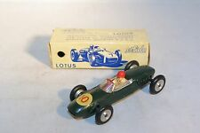SOLIDO SERIE 100 118 LOTUS F1 RACING CAR VN MINT BOXED RARE SELTEN!!!
