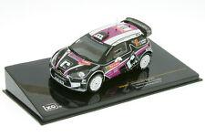 1:43 CITROEN ds3 WRC-Peter Merksteijn Rally Monte Carlo 2012-Ixo 485 RAM