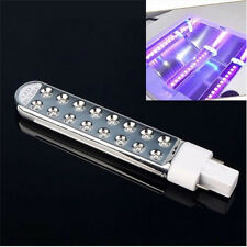 Bulbo 9 W UV LED per lampada UV.Neon luce nail da 9 Watt fornetto 9,18,27,36W