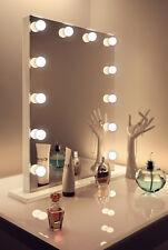 Diamond X Vanity Hollywood White Edge Makeup unit Daylight Dimmable LED k113MCW