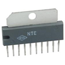 NTE Electronics NTE1478 INTEGRATED CIRCUIT SOLENOID DRIVER/SIGNAL SENSING CIRCUI