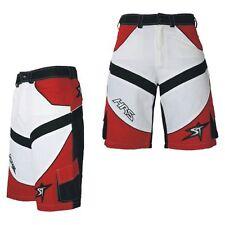 Shorts, ST-Hardride New Generation, rot/weiß/schwarz