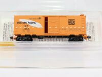 N Scale MTL Micro-Trains 20506 WP Western Pacific 40' Box Car #1952 RTR Model