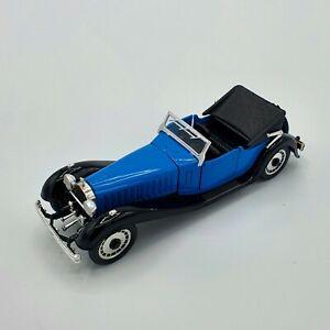 EBOND Modellino Bugatti Royale mod.41 - (scoperta) 1927 RIO Scala 1:43 S026.
