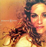 Madonna CD Single Frozen - Europe (VG+/EX)