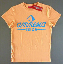 2 CD AMNESiA Ibiza Club + Herren T-Shirt XS-S Mixed by Mar-T & Tobi Neumann NEU