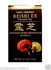 COSMÉ PROUD REISHI EX TEA - Japanese Reishi Mushroom Extract Tea 2.4oz