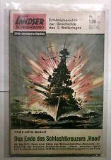 Der Landser SONDERBAND  Nr.: 216  Das Ende des Schlachtkreuzers Hood