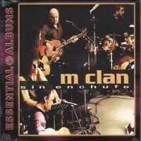 M CLAN - SIN ENCHUFE - ESSENTIAL ALBUMS [CD]
