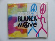 CD Maxi 3 titres COLOURS OF BLANCA Move  COM 393015
