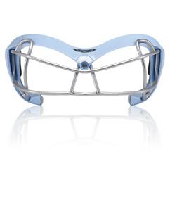 New Cascade Poly Arc Women's Lacrosse Goggles - Carolina Blue