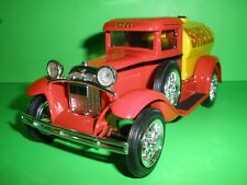 SHELL MODEL A FORD CAR TANKER TRUCK DIECAST LIBERTY CLASSICS / STOCK #2039