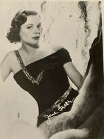 Jane Greer 4x5 Publicity Photo Actress Out Of The Past The Big Steal