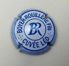 capsule de champagne BOYER ROUILLERE cuvée Léo NR