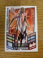 2012/2013 Autograph: Stoke City - Jerome, Cameron [Hand Signed 'Topps Match Atta