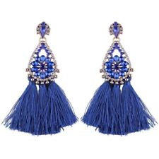 Bohemian Crystal Drop/Dangle Costume Earrings