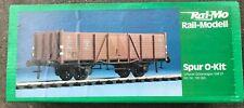TRAIN RAI-MO SPUR O KIT WAGON TYPE OM 21 REF 100 303 VINTAGE BOITE NEUF DE STOCK