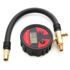 Tyre Tire LCD Digital Air Pressure Gauge Meter Auto Motorcycle Car Truck