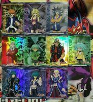 10x Charakter Cards/Token/Field Center Holo-Joey,Mai,Mako,Pegasus,Keith Yu-Gi-Oh