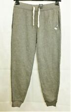 Abercrombie & Fitch Grey Fleece Icon Joggers Size s rrp £58 CR091 BB 08