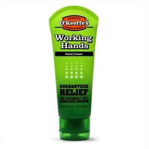 O'Keeffe's Working Hands Cream Tube - 85g For Extremely Dry Cracked Skin