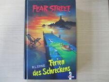 R. L. Stine - Fear Street - Ferien des Schreckens - Doppelband
