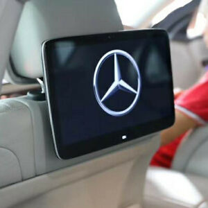 Rear Seat Entertainment System For Mercedes Benz Android 1080P 4K WiFi Car Video