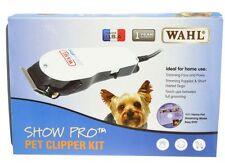 Wahl ShowPro Pet Clipper Kit - White