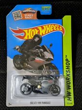 Hot Wheels Ducati 1199 Panigale, Grey/Black, 203/250
