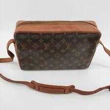 LOUIS VUITTON Monogram Camera Bag Zipped Shoulder Bag Marly Bandouliere 55909888