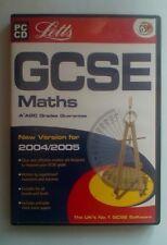 Letts GCSE Maths for PC