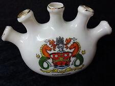 """La Cina del modello di un """"posy vase con Cambridge Crest"""