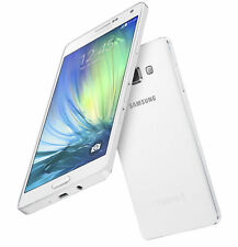 New Unlocked Samsung Galaxy A7 SM-A7000 Dual SIM 16GB  13MP 4G Smartphone White