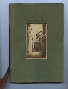Germany 1912 Gerolstein Daun Wittlich Bernkastel, Traben Enkirch Bullay Cochem