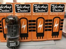 Factory Matched Quad Tube Amp Doctor TAD 6550 6550A KT88 -  GE 6550A Remake