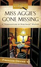 Miss Aggies Gone Missing: Misadventure of Miss Aggie Mystery Series #1 (Hearts