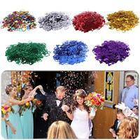 New 3200pcs Love Heart Shape Confetti Sequins Wedding Birthday Party Table Decor