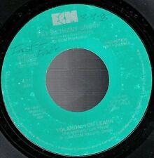 1984 PAT METHENY GROUP YOLANDA YOU LEARN ECM PROMO 45 #7-29064 NM-