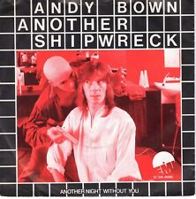 7inch ANDY BOWN another shipwreck HOLLAND EX 1978 (status quo) (S0460)
