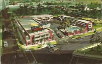 Montgomery, ALABAMA - Albert Pick Motel - BIRDSEYE ROADSIDE