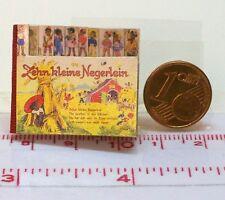 1125# Nostalgiebuch - 10 kleine Kinderlein - Puppenhaus - Puppenstube  M1zu12