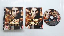 ALONE IN THE DARK INFERNO PS3 GAME GOOD CONDITION