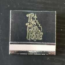 The Place Upstairs~ Columbus, OH~ Front Strike / Unstruck Matchbook~ D1