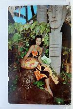 Hawaii HI Hawaiian Beauty Postcard Old Vintage Card View Standard Souvenir Post