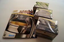 PANINI Champions League 2014/15 Leeralbum + 3 OVP Displays