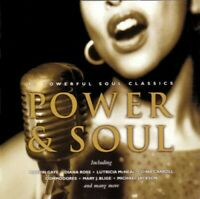 Power & Soul 40 Trk 2xCD Album Greatest Hits Best Of Diana Ross Marvin Gaye