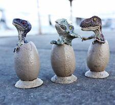 JURASSIC WORLD Figura,3unid.Acción Triceratops Tyrannosaurus rex parasaurolophus