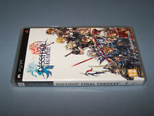 DISSIDIA FINAL FANTASY - Sony PSP - UK PAL - NEW & FACTORY SEALED - EXC COND