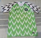 Nigeria Mens Football Shirt - Home 2018/2019 - Size Medium - Great Condition!